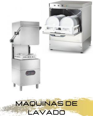 Maquina de Lavados/Hielo