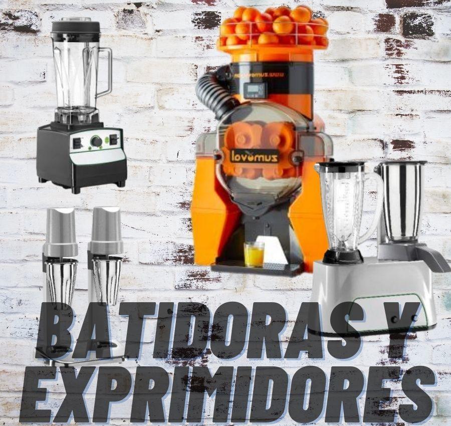 BATIDOARA Y EXPREMIDORESwww.mediterraneadistribucion.com