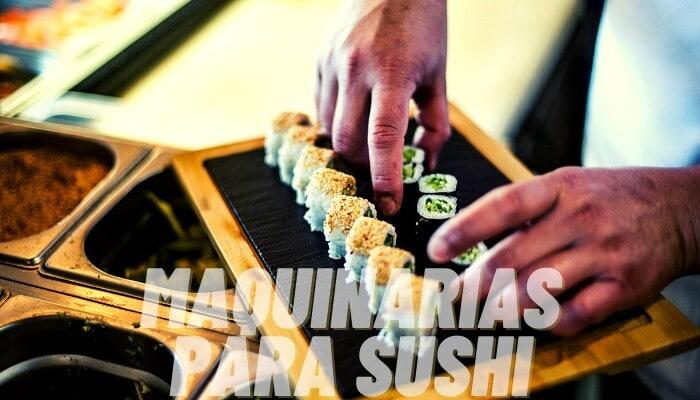 Sushi- Mediterranea Distribucion